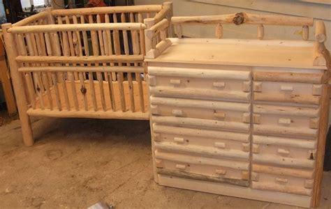 log baby cribs 1000 images about log cribs on log crib baby