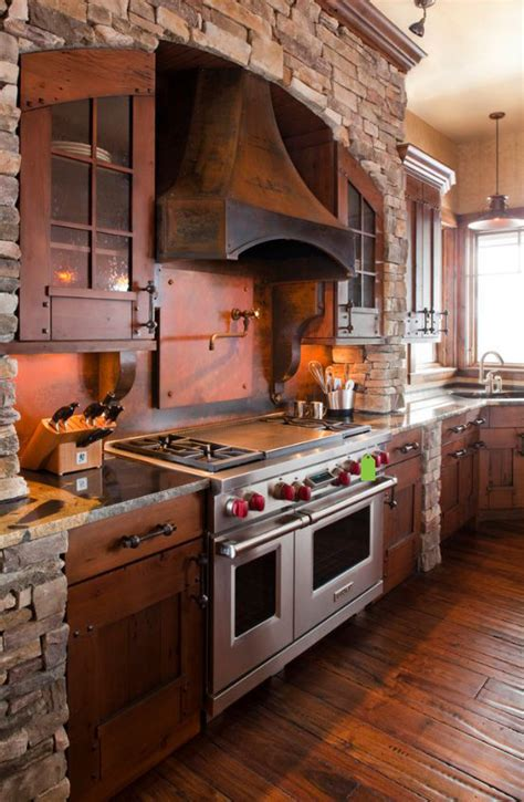 Rustic Kitchen Design Ideas by Rustic Kitchens Design Ideas Tips Inspiration