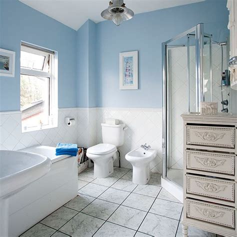 white and blue bathroom ideas pale blue and white traditional style bathroom bathroom