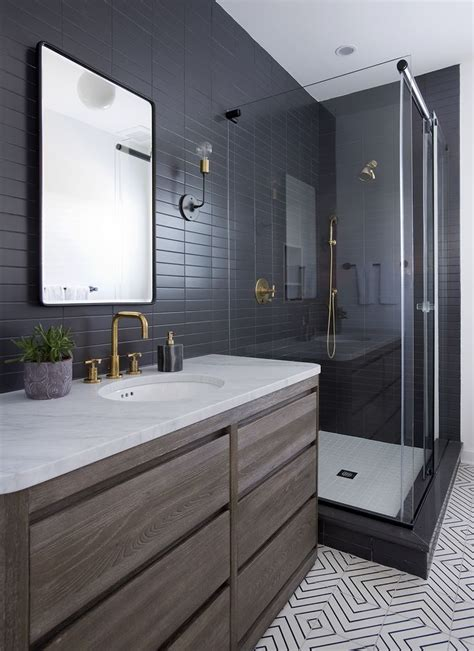modern homes bathrooms best 25 modern bathroom tile ideas on