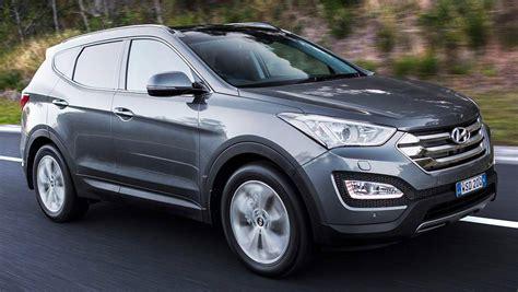 Hyundai Santa Fe 2015 by 2015 Hyundai Santa Fe Highlander Review Carsguide