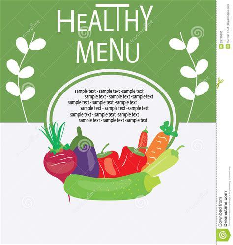 Kitchen Designs Unlimited healthy menu stock photos image 29779383