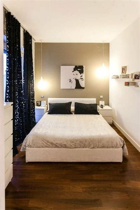 room ideas for with small bedrooms creative ways to make your small bedroom look bigger hative