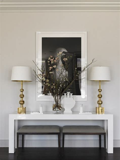 console tables for living room best 25 contemporary console tables ideas on