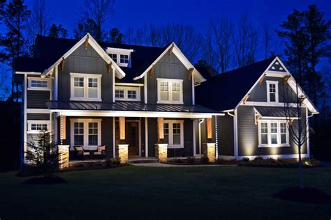 landscape lighting on house outdoor lighting perspectives