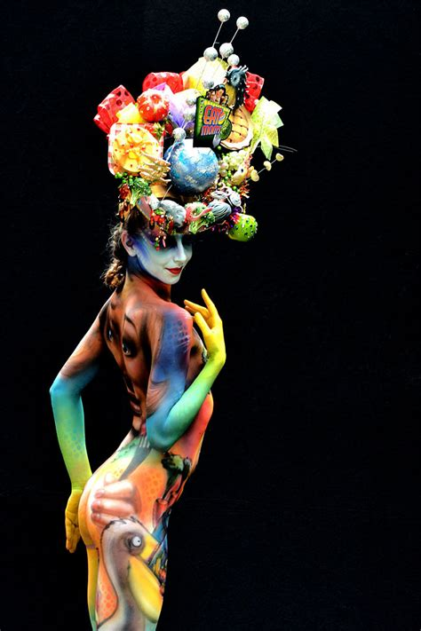 world bodypainting festival the 15th world bodypainting festival in austria