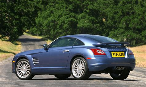 2004 Chrysler Crossfire Review by Chrysler Crossfire Coup 233 Review 2003 2008 Parkers