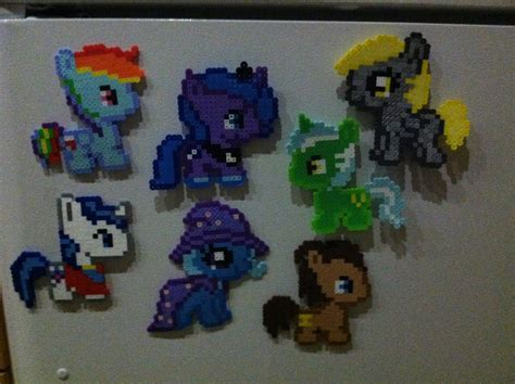 my pony perler mlp perler patterns car interior design