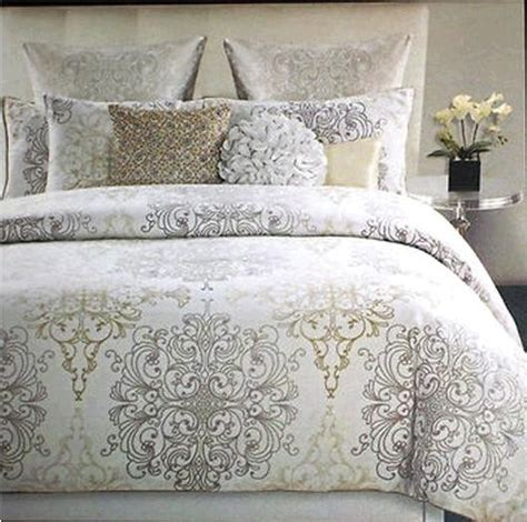 tahari home king comforter set new comforter tahari medallion scroll comforter set