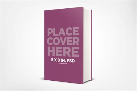 for book covervault free psd mockups for books and more