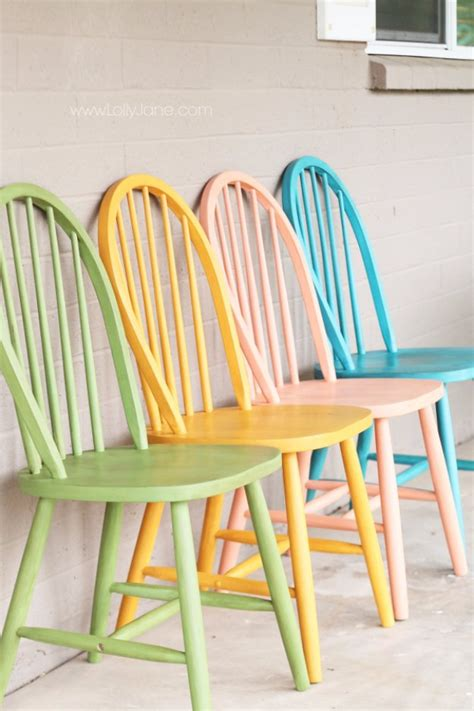 chalk paint chair ideas 40 chalk paint furniture ideas diy