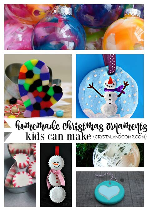 easy home made ornaments easy ornaments for