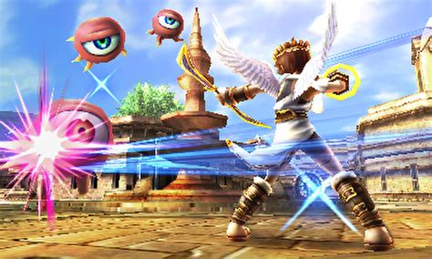 kid icarus uprising kid icarus uprising 3ds review shane the gamer
