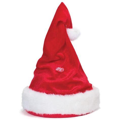 singing hat singing and santa hat majdan zabawek