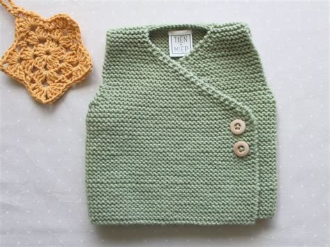 baby knitted vest 25 best ideas about baby vest on baby knits