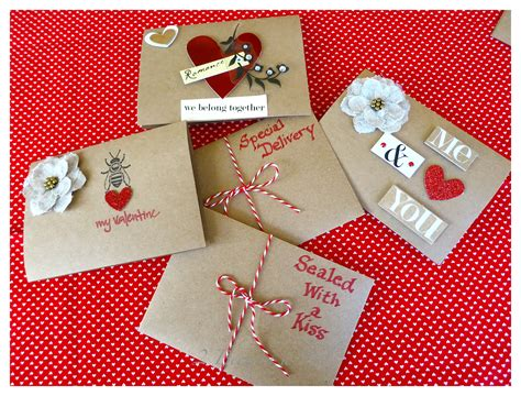 valentines card to make handmade valentines 2 bees in a pod