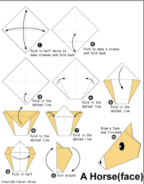 origami animals diagrams origami easy origami for
