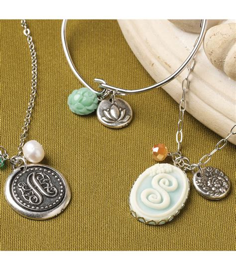 joann jewelry the monogram collection jewelry trio joann jo