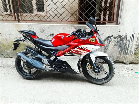 R15 V2 0 Modification by Yamaha R15 V2 0 Price Rs 2 70 000 Kathmandu Nepal