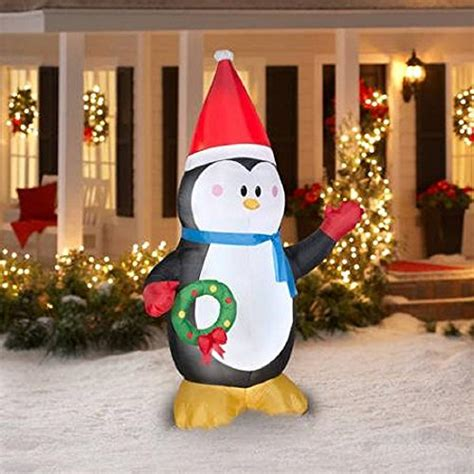 penguin outdoor decorations penguin decorations outdoor 28 images led penguin for