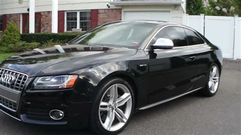 Audi S5 For Sale by 2009 Audi S5 For Sale Black On Black Loaded
