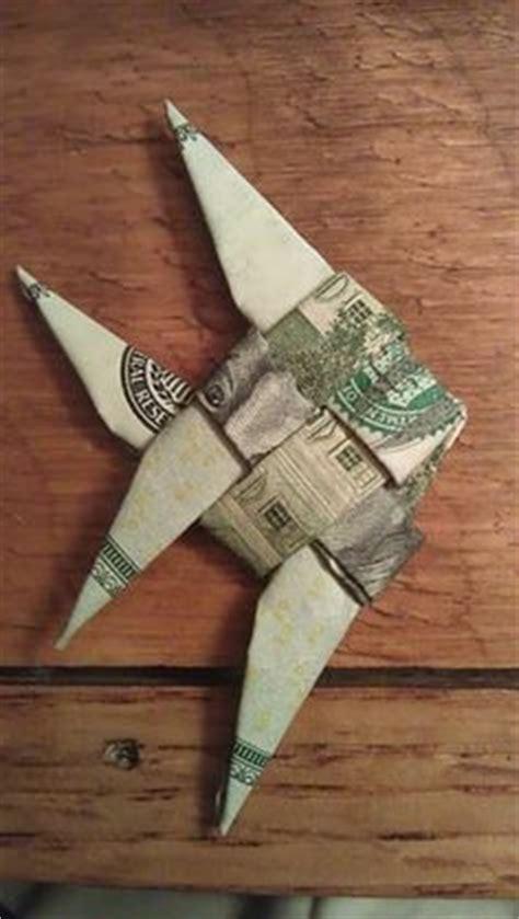 money fish origami origami money on money origami dollar bill