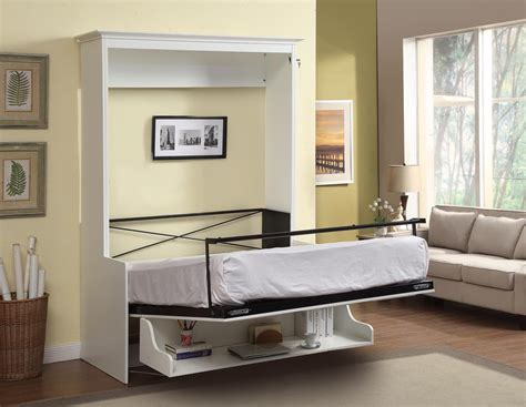 size wall bed allegra size upright wallbed with desk