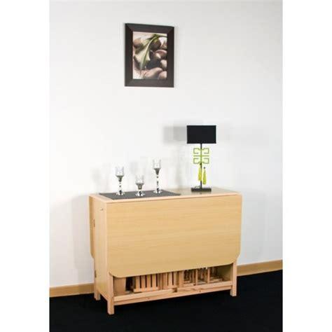 table console pliante images