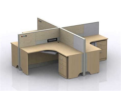 featherlite workstation cubicles for cost efficient office