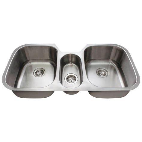 polaris sinks undermount stainless steel 43 in