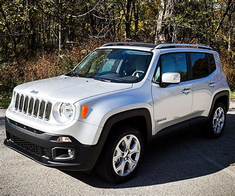 2015 Jeep Limited Review by Review 2015 Jeep Renegade Limited 4 215 4