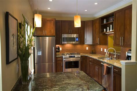 Kitchen And Bathroom Ideas by Kitchen Design Ideas And Photos For Small Kitchens And