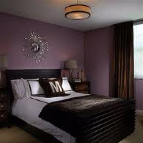 bedroom design and wall colors purple bedroom wall color with silver chrome accents