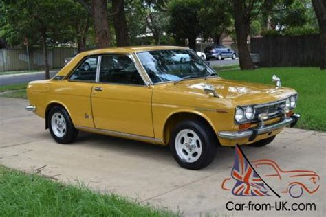 Datsun 510 Coupe For Sale by Datsun 510 Sss 1600 Coupe