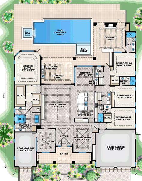 house plans with room house plan 75987 at familyhomeplans