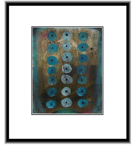 acrylic painting questions and answers simple abstract 8x10 quot blue circles minimalist