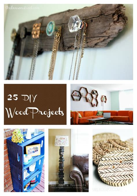 diy wood craft projects 25 wood projects the benson