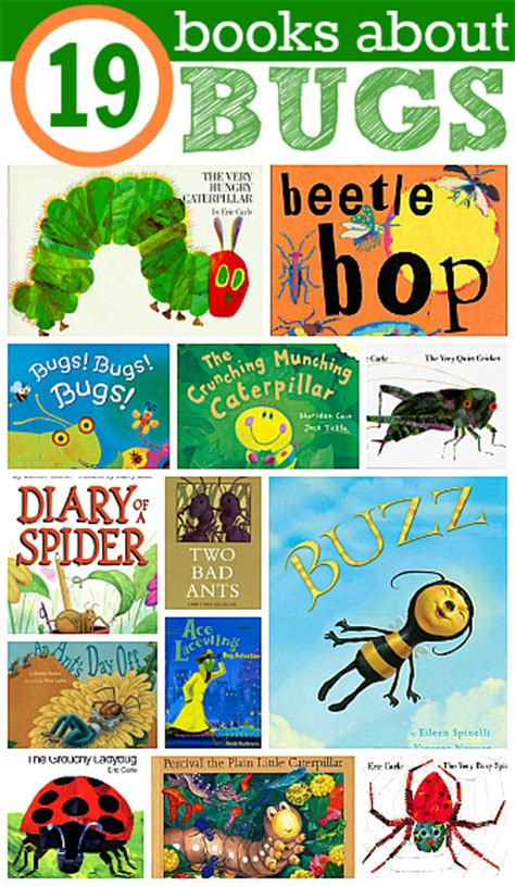 picture books with theme indoor bug hunt counting sorting and matching