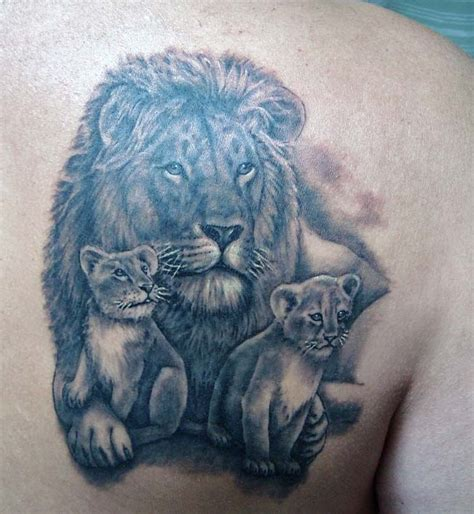 50 lion tattoo design for inspiration entertainmentmesh