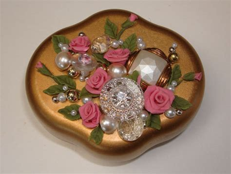 dough jewelry bread dough jewelry box favecrafts