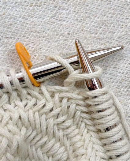 knit herringbone stitch knitting the herringbone stitch knit crochet