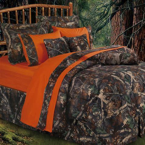 mossy oak king bed set oak camo camouflage rustic comforter bed set