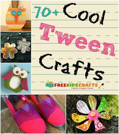 middle school craft projects cool crafts for tweens 100 tween crafts for middle