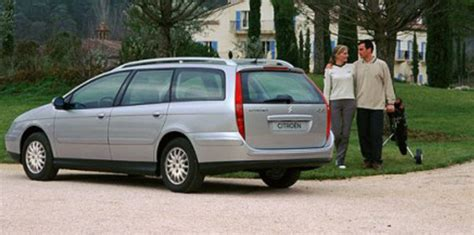 Citroen Wagon by Citroen C5 Hdi Wagon 2007 My07