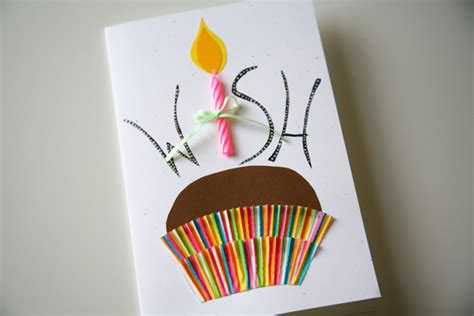 make birthday card for easy diy birthday cards ideas and designs