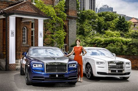 Car Wallpaper 2017 Codes For Club by Rolls Royce Crafts Special Edition Ghost And Wraith For