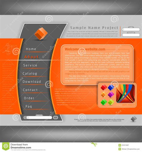 free homepage for website design website design templates cyberuse