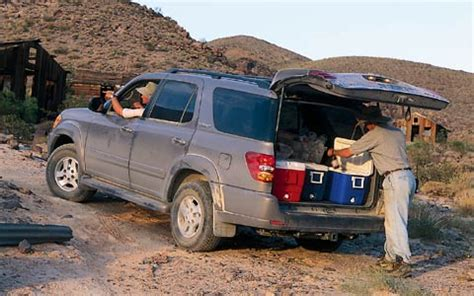 how things work cars 2001 toyota sequoia parking system 2001 toyota sequoia road test review truck trend