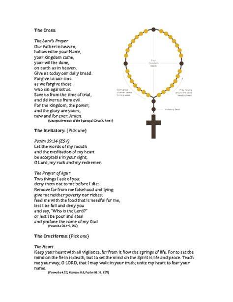 Anglican Prayer Pdfsr