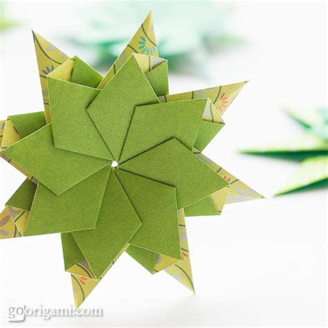 origami starts patterned origami paper jong ie nara korea go origami